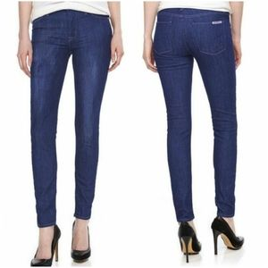 Hudson Nico Super Skinny Midrise Reid Ankle Jeans